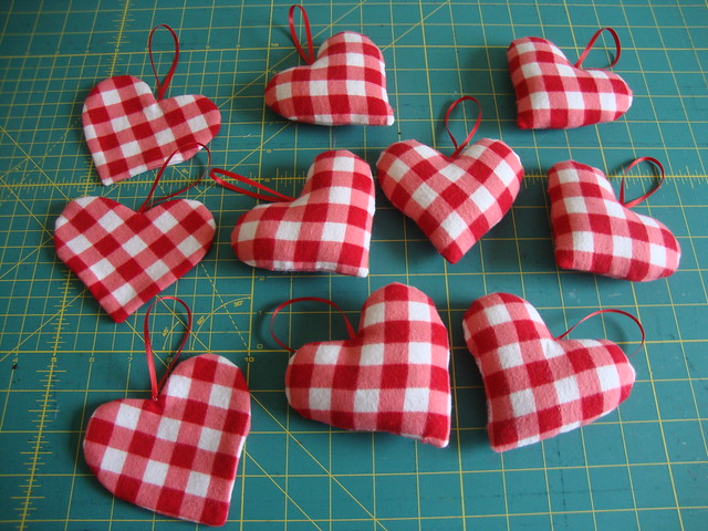 Oliver + S Valentine Hearts