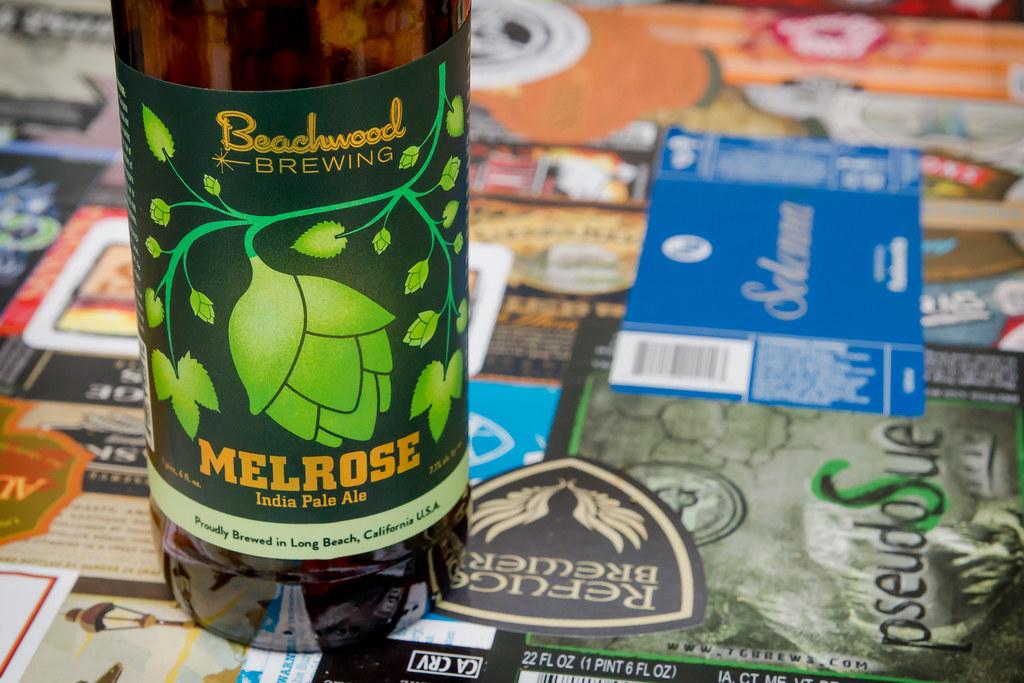 New Brew Thursday : Melrose IPA : Beachwood BBQ & Brewing