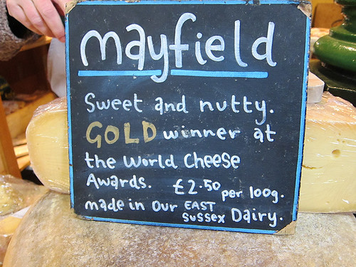 Mayfield cheese - so tasty!