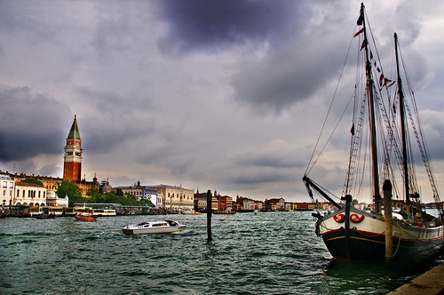 """...this was Venice, the flattering and suspect beauty"" (#6)"