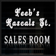 . FEEBS RASCAL'S St. SALES ROOM