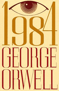 '1984' by 'George Orwell'