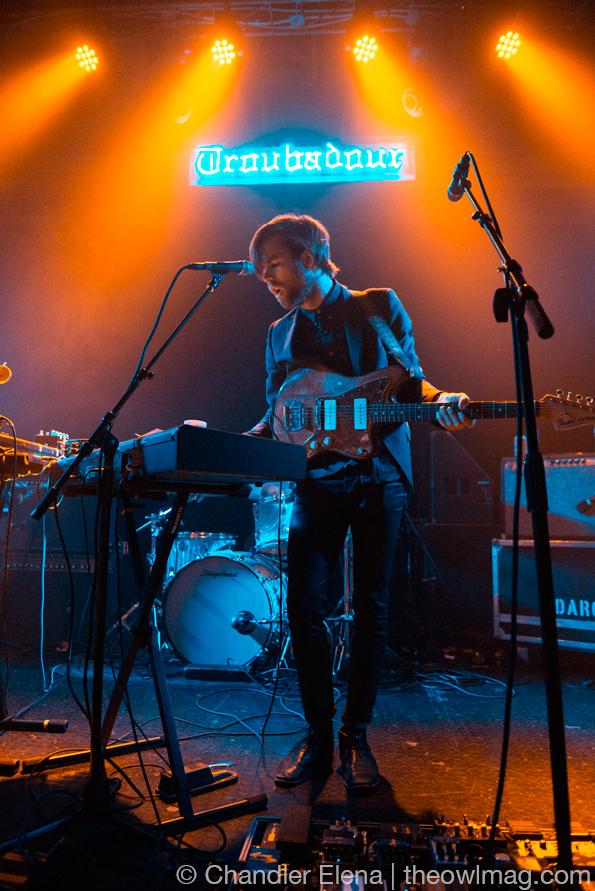 The Darcys @ Troubadour, LA 3/8/14