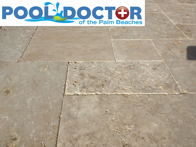 Tumbled Marble French Pattern