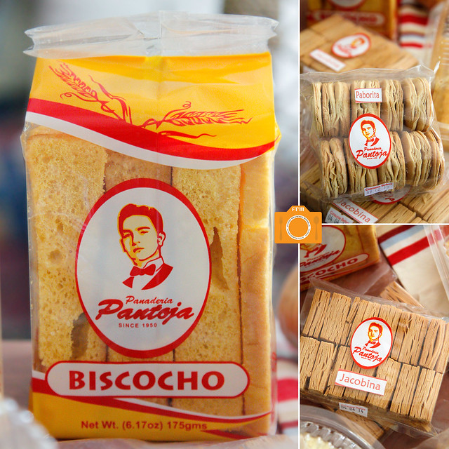 Panaderia Pantoja biscuits collage