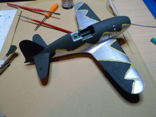 Pas-à-pas : Mitsubishi J2M3 modele 21 Raiden Jack [Tamiya 1/48] 13296110763_0914f41d36_o