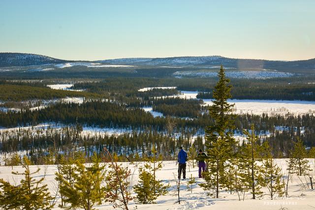 An Arctic Adventure in Swedish Lapland - Swedish Lapland