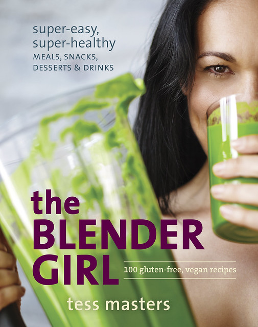 The Blender Girl High Res Cover