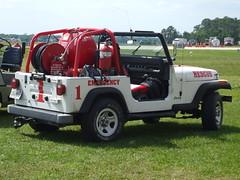 Emergency Rescue Jeep Wrangler