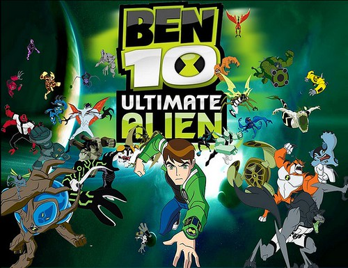 Ben 10 Ultimate Alien: Los Secretos del Ultimatrix