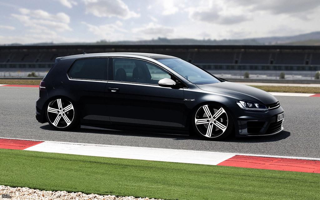 volkswagen gti 2015 black. 2015 volkswagen golf r photoshop gti black 8