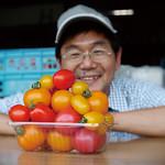 トマトファーム飛騨トマトと生産者