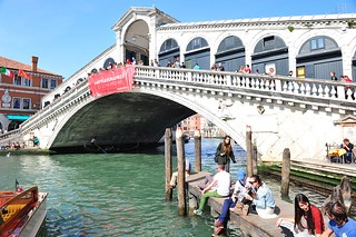 Rialto Bridge, Venice, Italy,  March 30, 2014,  192