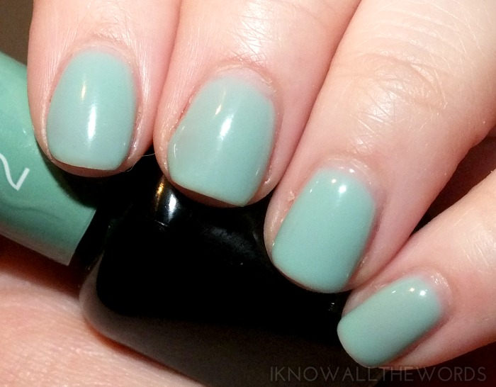 Sally Hansen Gel Polish Jaded
