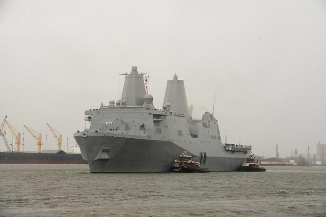 USS Somerset (LPD 25)