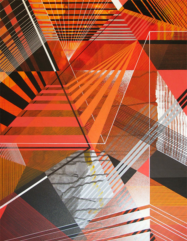 Redscale Series : Prism.