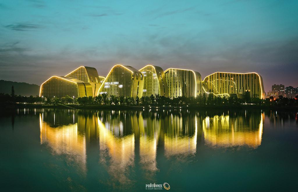 Hangzhou page 24 skyscrapercity - Hangzhou congress center ...
