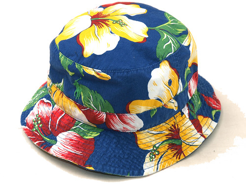 Ralph Lauren / Floral Printed Hat