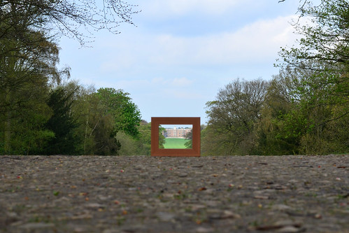 Temple Newsam Framed