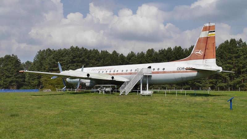 Interflug IL-18W