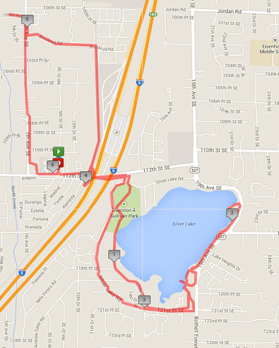 Today's awesome walk, 6.03 miles in 1:48 by christopher575
