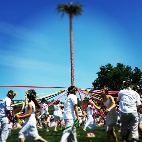 8th grade dancers #mayday #magic #maypole #festivals #holiday #goldenvalleycharterschool #family #spring #waldorf