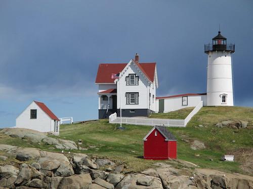 york usa geotagged lighthouses unitedstates maine may nubblelight 2014 capeneddick elizabeththomsen ethomsen geo:lat=4316590517 geo:lon=7059264063