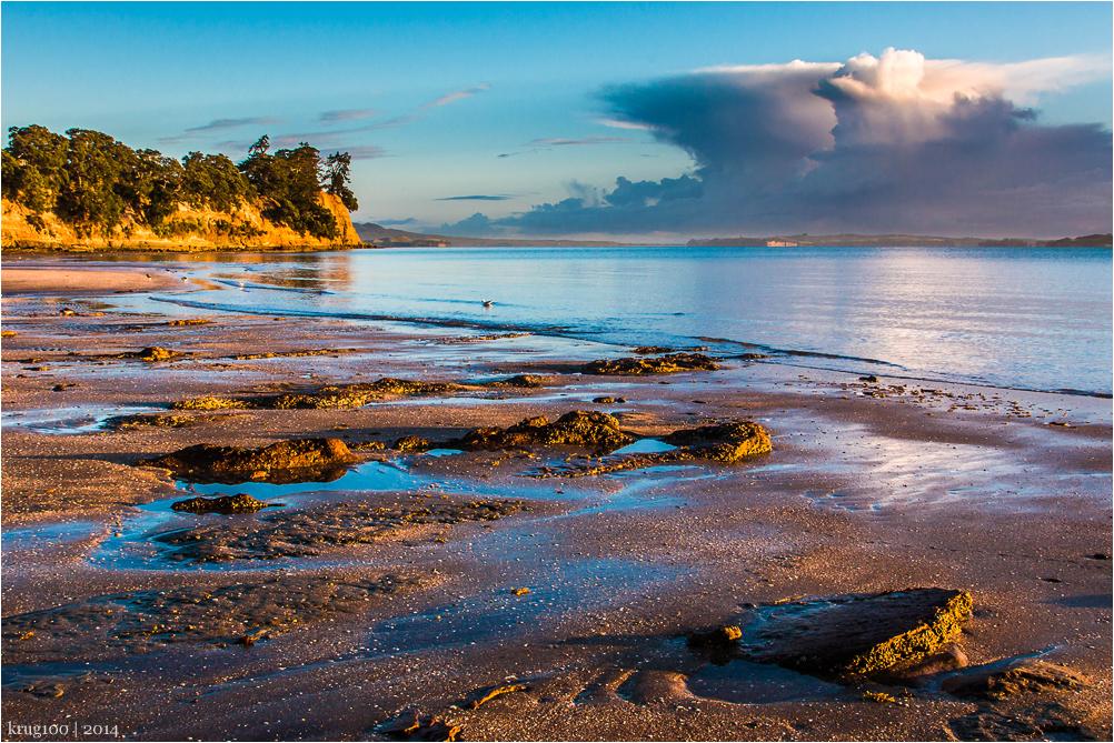 Sunrise at Howick Beach (2)