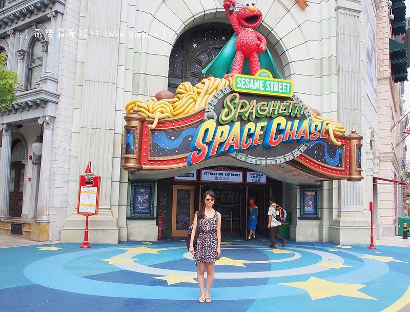 【新加坡 Singapore】環球影城七大主題樂園分享 Universal Studios @薇樂莉 Love Viaggio | 旅行.生活.攝影