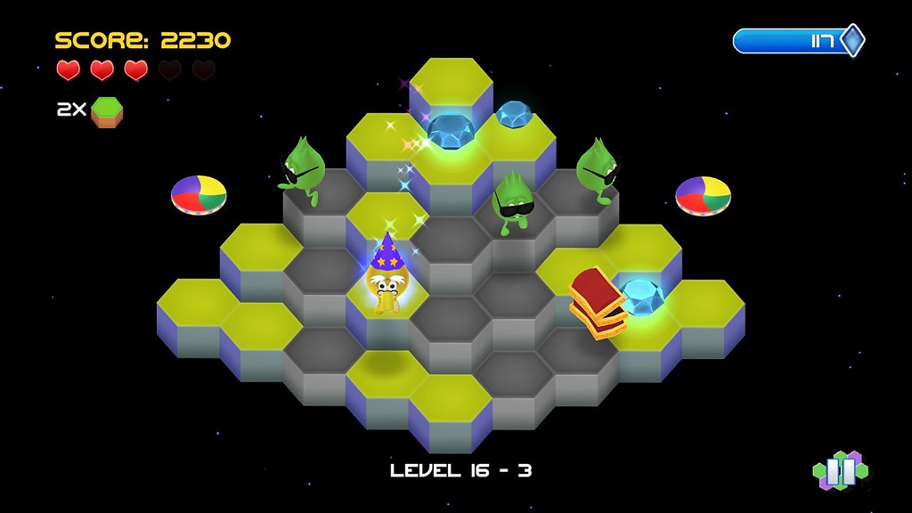Arcade classic Q*Bert returns on PS4, PS3 and PS Vita ...
