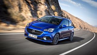 Neu: Opel Corsa OPC