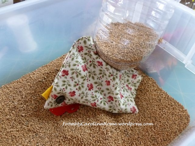 Chicken Pincushion - 8