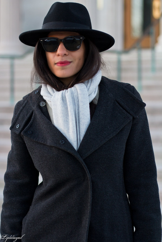 grey coat, grey scarf, wool fedora, denim-2.jpg
