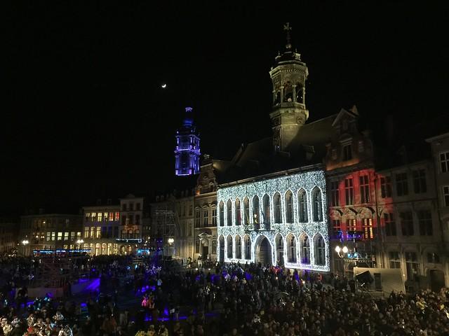 Fiesta de inauguración Mons 2015