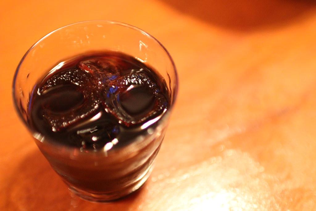 沖縄料理 琉央(リオ)_泡盛コーヒー