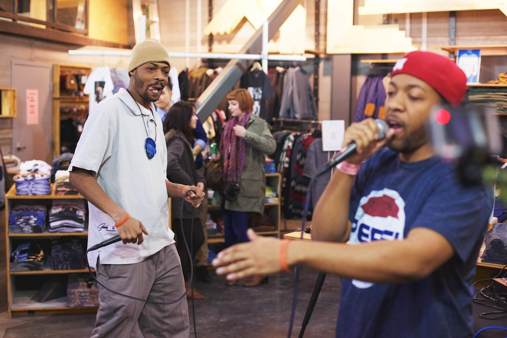 TKO at Urban Outfitters   Feb. 5, 2015