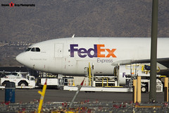 N808FD - 439 - FedEx - Airbus A310-323F - Albuquerque, New Mexico - 141229 - Steven Gray - IMG_1411