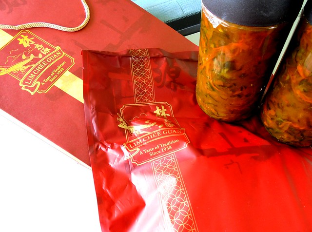 Goodies for Chinese New Year