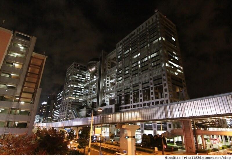 日本台場 鋼彈 彩虹大橋 自由女神 景點23