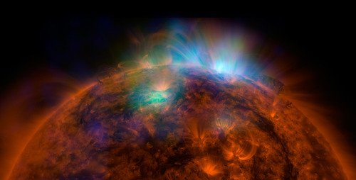 The Sun in X-rays from NuSTAR