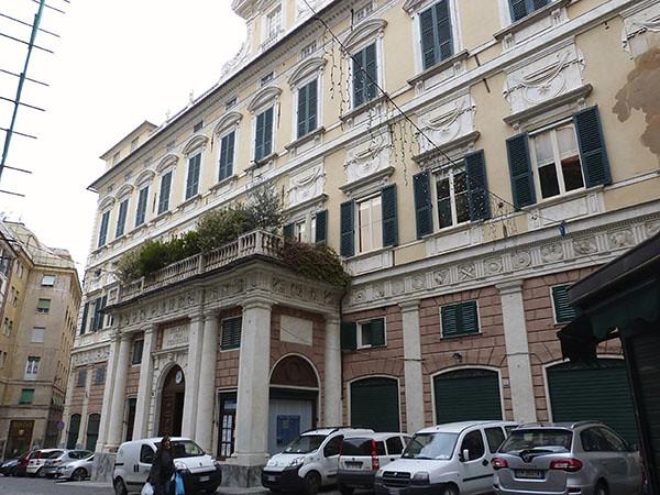 palais della meridiana