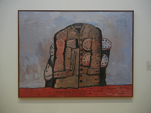 DSCN9195 _ The Coat II, 1977, Philip Guston, Anderson Collection