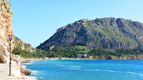 view path january greece coastal friday nafplion peloponnese 2015 palamidi argolis diaryphoto jan2015 mdpd2015 mdpd201501 23jan2015