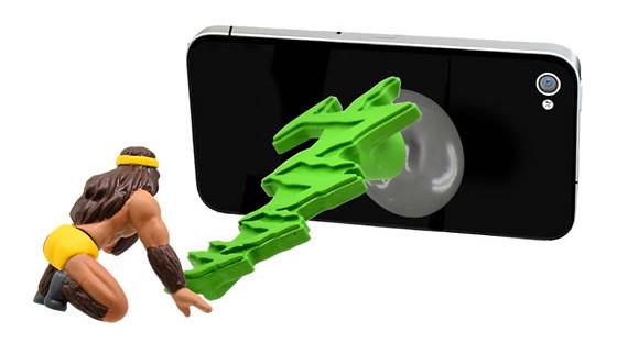 火災場蠻力支援你!金肉人 超人手機支架 ROUND 1