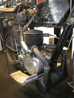 Velocette 250 G 2T de 1923/24 - Moteur