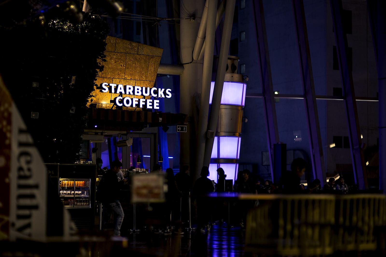 Starbucks Langham Place