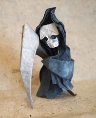 【Origami】 Grim Reaper / Scythe