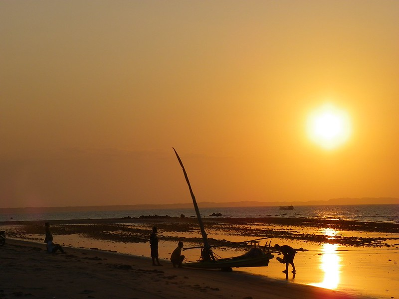 Pôr do sol Ponta Grossa