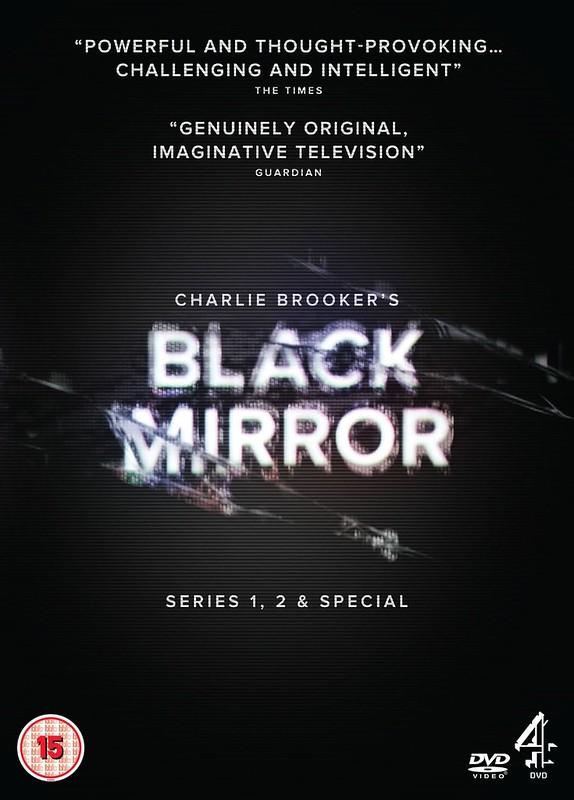 Black Mirror - Poster 1