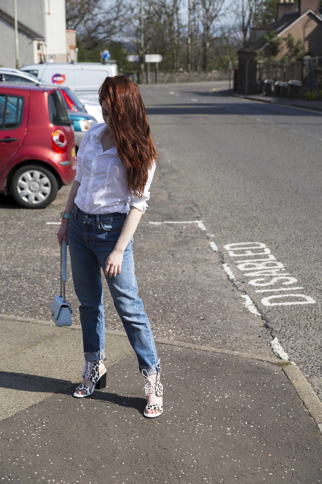 fourwaystonailmondays, sensoriley, gstarrawshirt, redhair, glasgowstyleblog,
